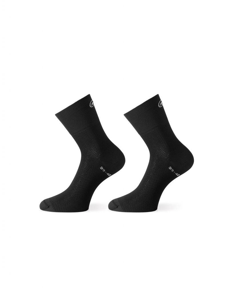 Assos Chaussettes Assosoires GT Socks Noires