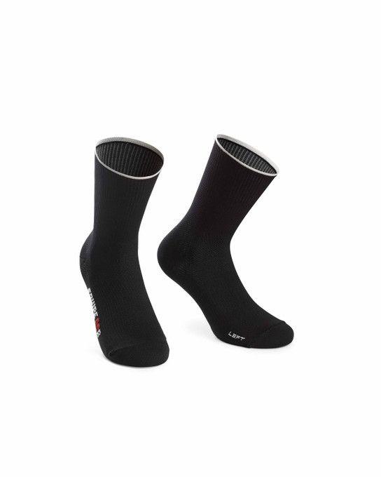 Assos Chaussettes RSR Socks Noir