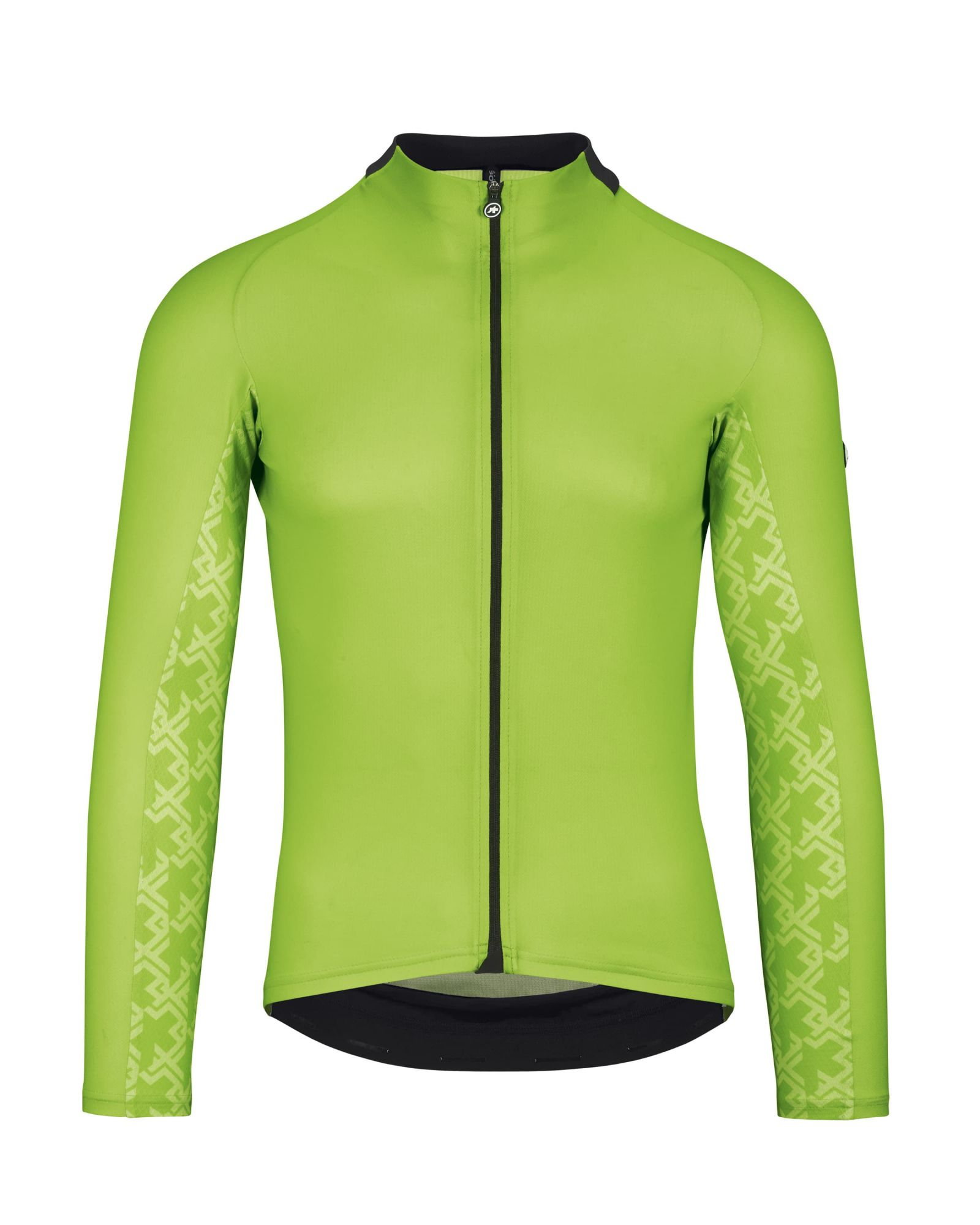 Assos Maillot Manches Longues Mille GT LS Jersey (VisibilityGreen)
