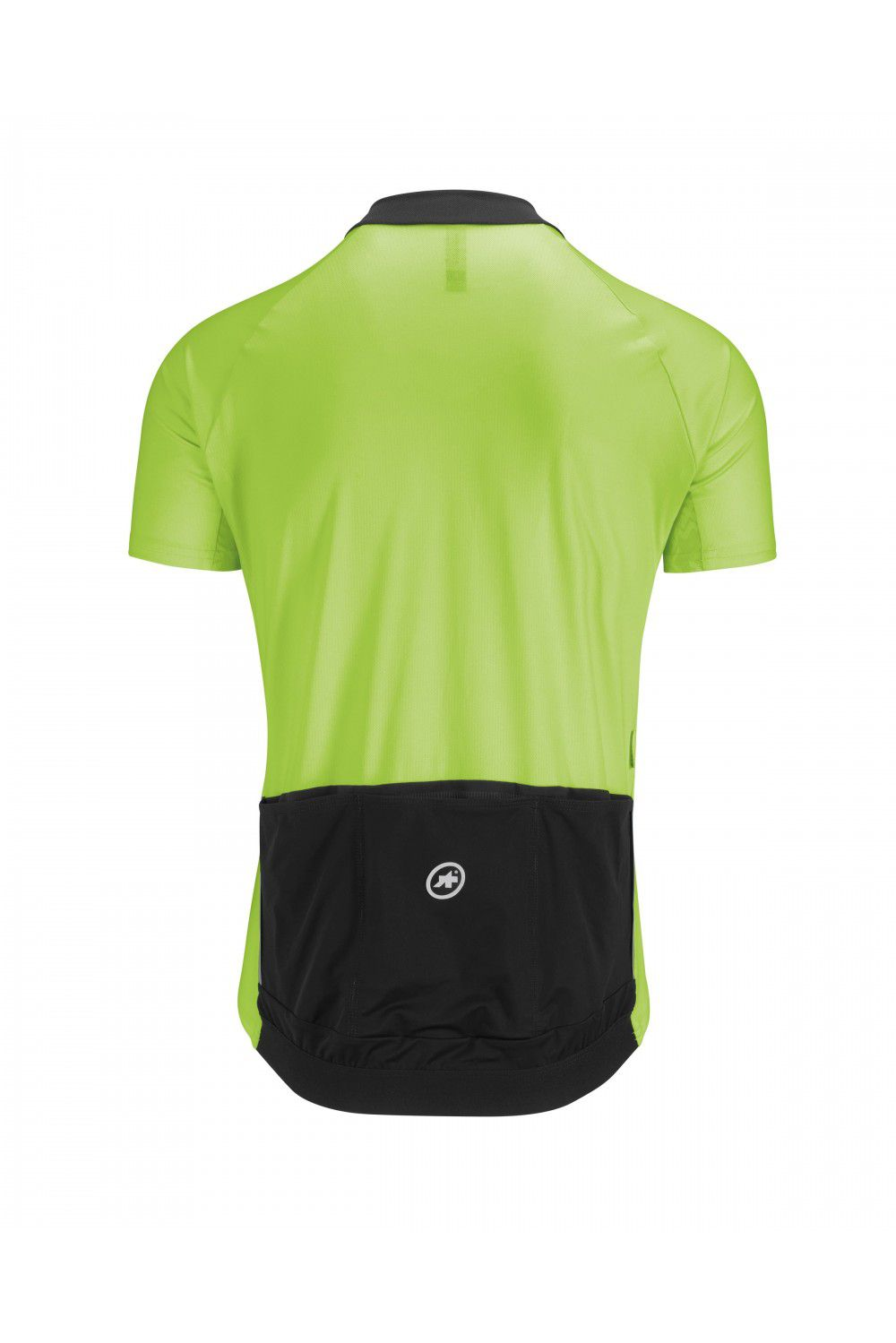 Assos Maillot Mille GT Short Sleeve Jersey (Visibility Green)