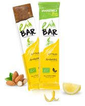 Barre énergétique Overstim\'s E-BAR Citron Amande
