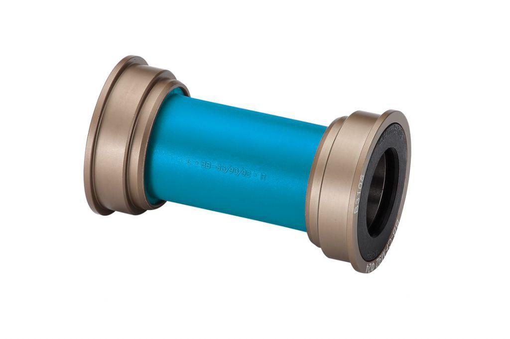 BBB Boitier de pédalier BottomPress Press fit BB86 VTT 41mmx89,5 - 92mm
