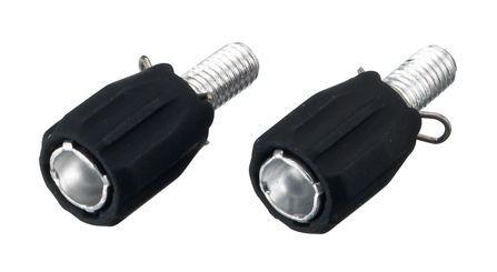BBB Butée réglable ADJUSTER noir pour cables dérailleur, jeu de 2 pièces