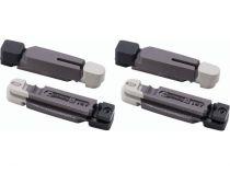 BBB Cartouches TechStop compat. Shi/sram/campa cartridges (4pcs)  Triple Densité