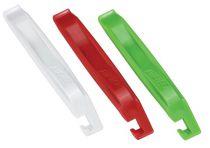BBB Démonte pneus EasyLift 3 pièces rouge/blanc/vert
