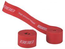 BBB Fonds de jante HP 27.5 22 ou 25 mm au choix (lot de 2)