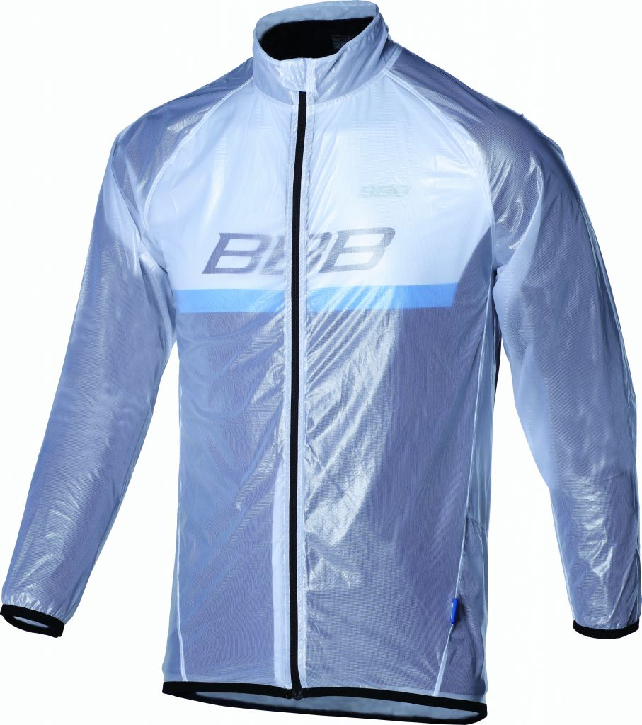 BBB Imperméable transparent enfant TransShield