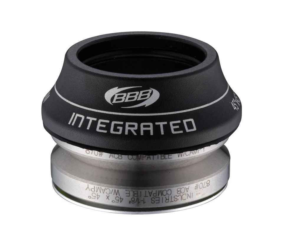 BBB Jeu de direction Integrated 41.8mm 15mm alloy cone spacer