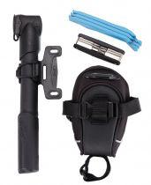 BBB Kit sacoche de selle + pompe + outils Saddlebag Combi