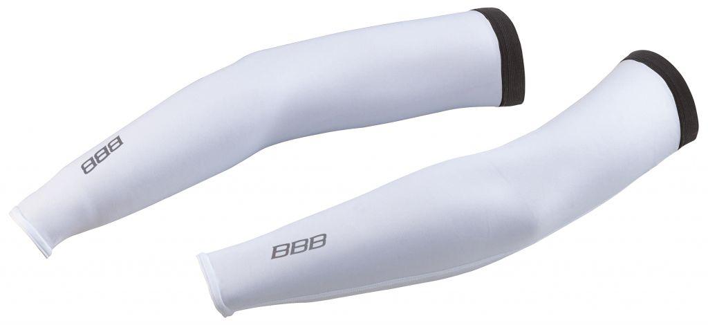 BBB Manchettes Thermo Fabric blanc