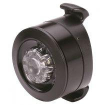 BBB Mini éclairage avant à pile Spy 17 lumen