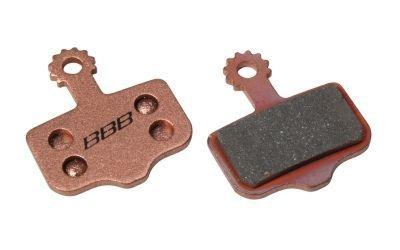 BBB Plaquettes de freins frittées type Avid Elixir, SRAM XX et SRAM XO BBS-441S