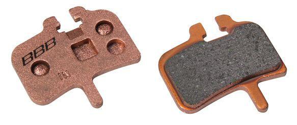 BBB Plaquettes de freins frittées type Hayes et Promax hydraulique BBS-45S
