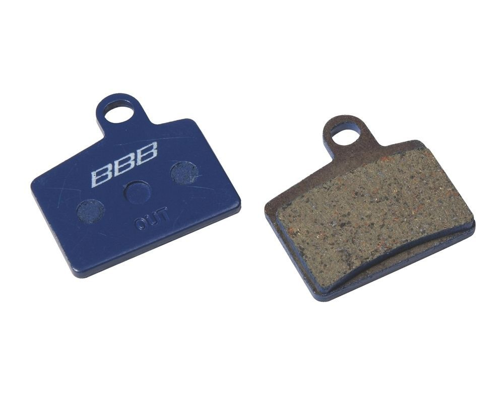 BBB Plaquettes de freins type Hayes Stroker Ryde BBS-492