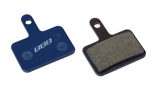 BBB Plaquettes de freins type Shimano Deore mechanic M515, M465,M475,M495, Nexave C501, C601, RST D-power mecanical BBS-52