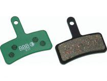 BBB Plaquettes E-bike comp.w/Tektro Dorado HD-E710 vert