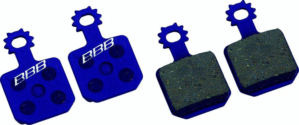 BBB Plaquettes type Magura MT7   bleu