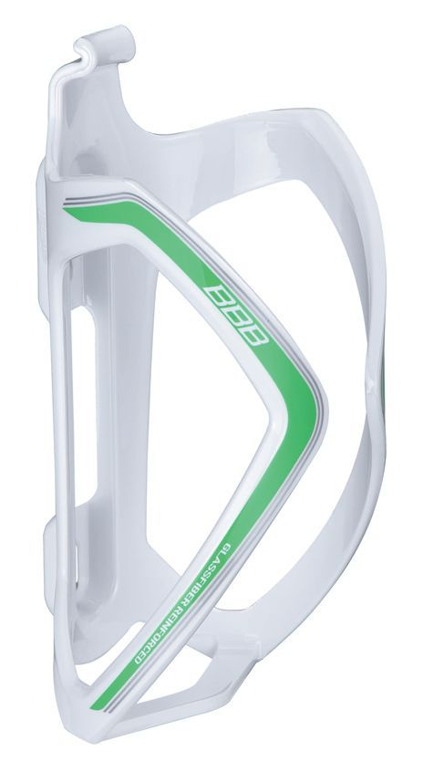 BBB Porte bidon Flexcage Blanc/vert
