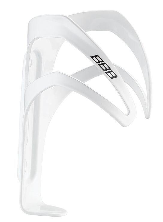 BBB Porte bidon SpeedCage Blanc brillant