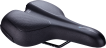 BBB Selle TouringPlus Active mémoire de forme 185 mm Noir