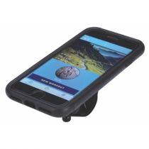 BBB Support + étui Iphone 7 Patron Noir