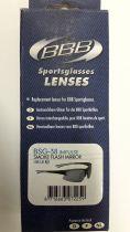 BBB Verres pour lunettes Impulse Fumé