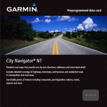 Carte Garmin City Navigator France & Benelux NT (DOM-TOM inclus)