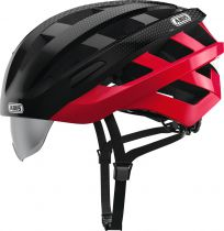 Casque ABUS In-Vizz Ascent red comb