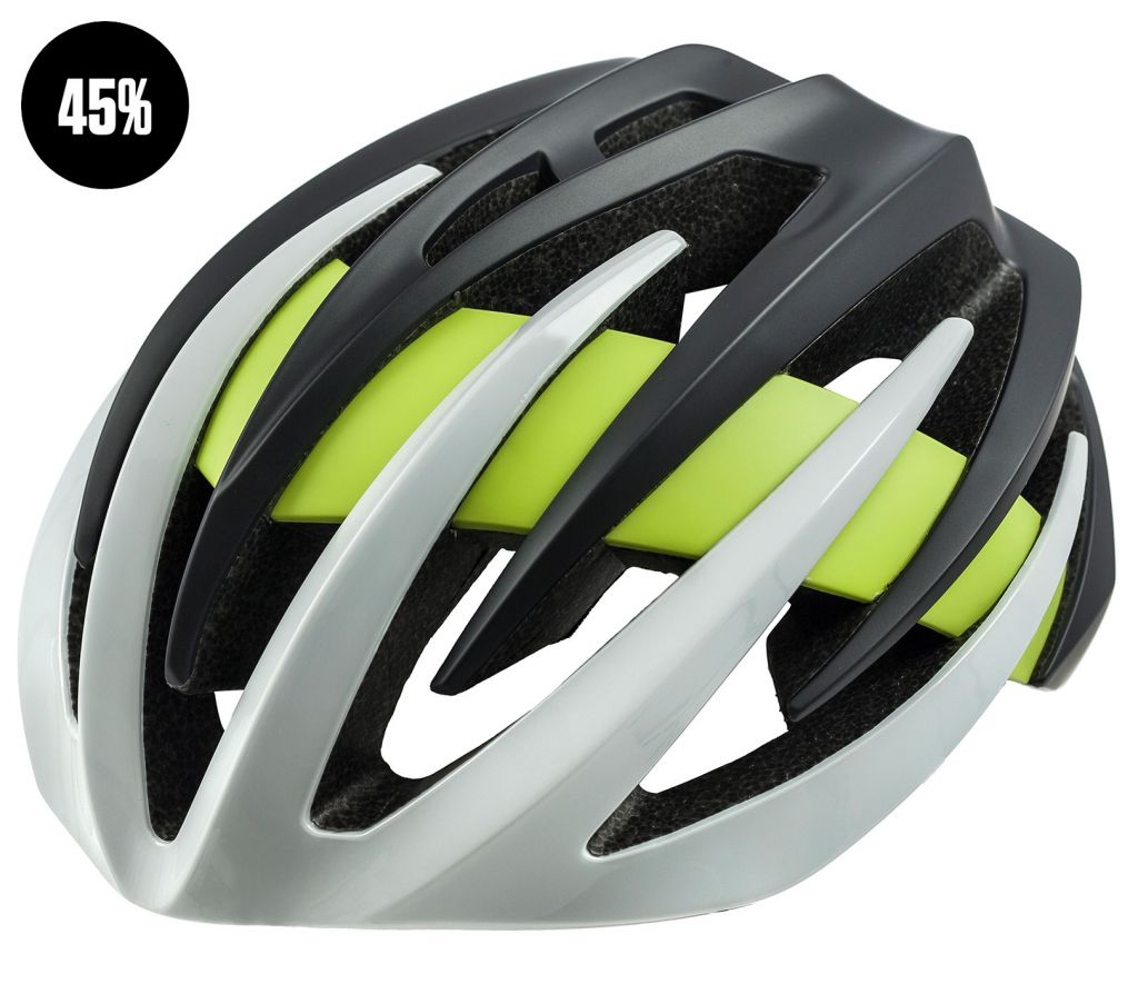 Casque Orbea R50 Blanc/Noir/Vert