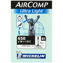 Chambre à air 650*18/23 MICHELIN Aircomp Ultralight