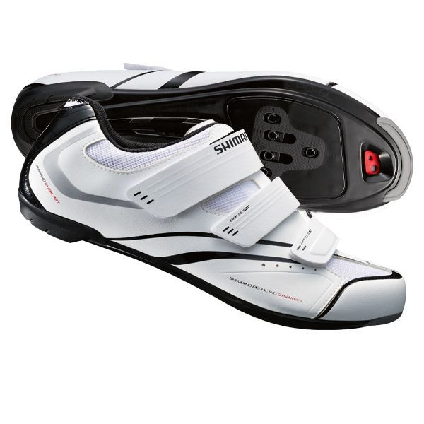 CHAUSSURES SHIMANO ROUTE R078 BLANC