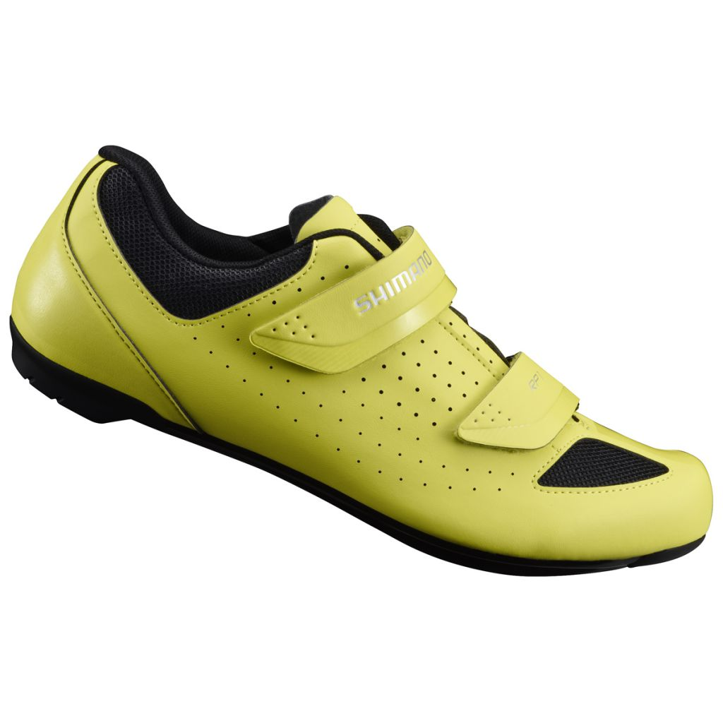 Chaussures Shimano Route RP1 Neon Jaune