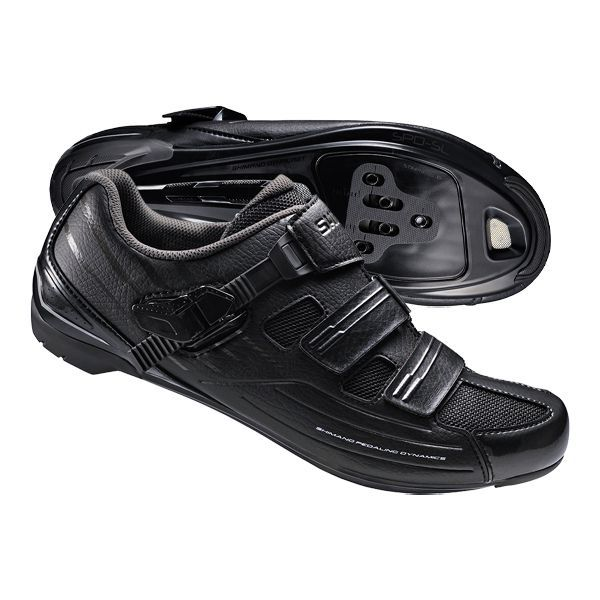 CHAUSSURES SHIMANO ROUTE RP3 Homme Noir