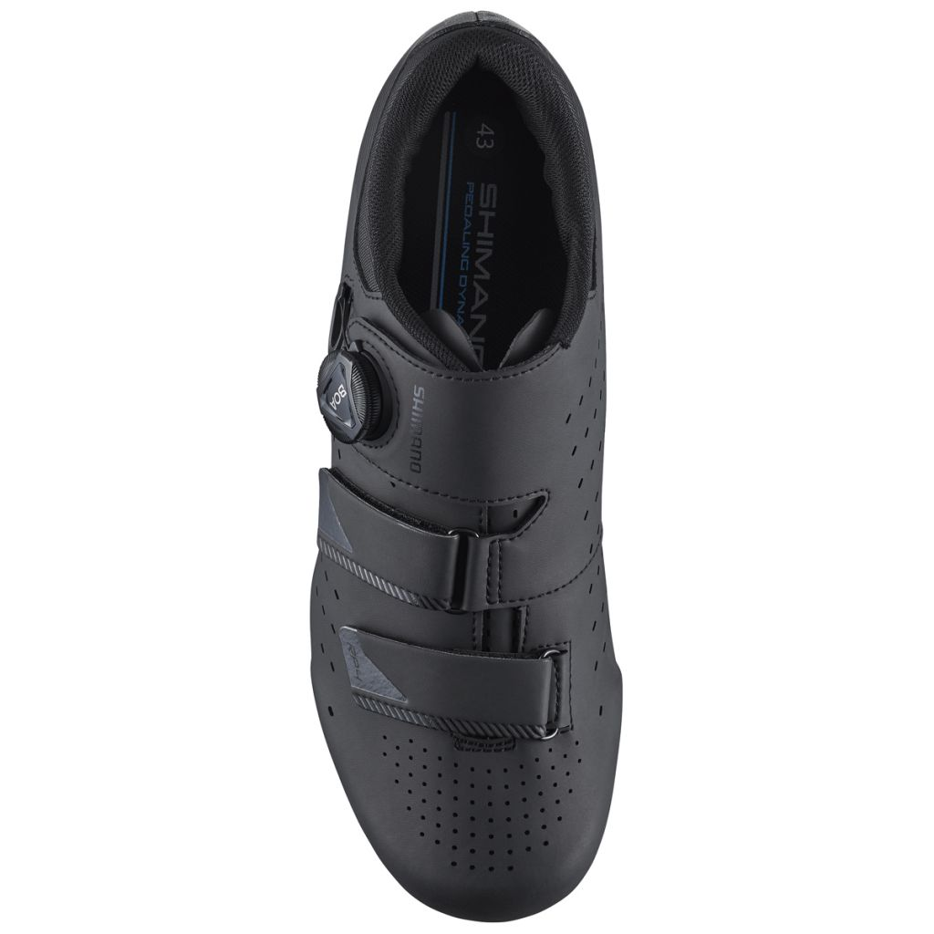 Chaussures Shimano Route RP400 Noir
