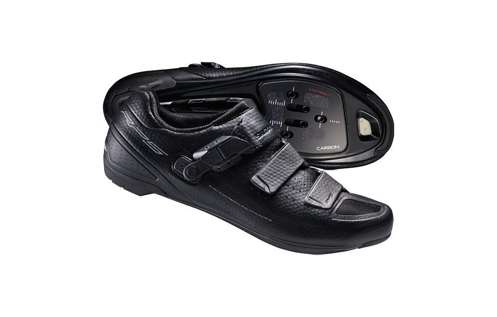 CHAUSSURES SHIMANO ROUTE RP5 Homme Noir