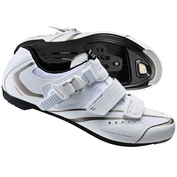 CHAUSSURES SHIMANO ROUTE WR42 FEMME BLANC