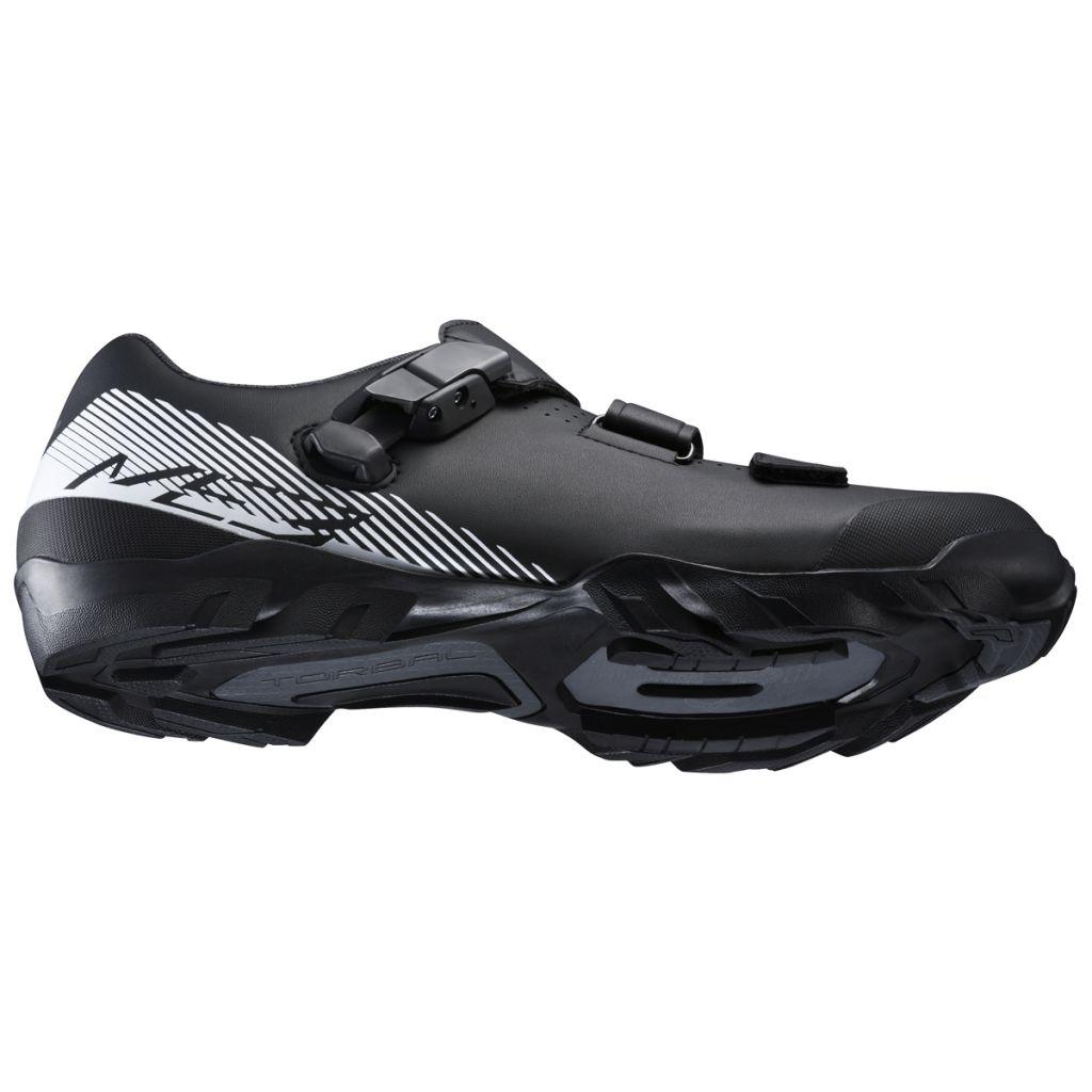 Chaussures Shimano SH-ME300 Noir/Blanc