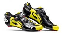 Chaussures SIDI WIRE Carbon Noir/jaune 2017