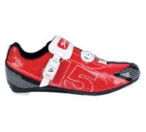 CHAUSSURES SPIUK ROUTE 15R ROUGE/BLANC