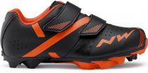 Chaussures Vtt Enfant Northwave Hammer 2 Junior Noir/Rouge