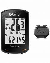 Compteur GPS BRYTON Rider 15 NEO C