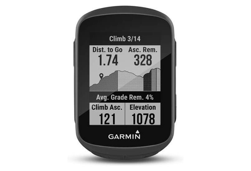 Compteur GPS Garmin Edge 130 Plus