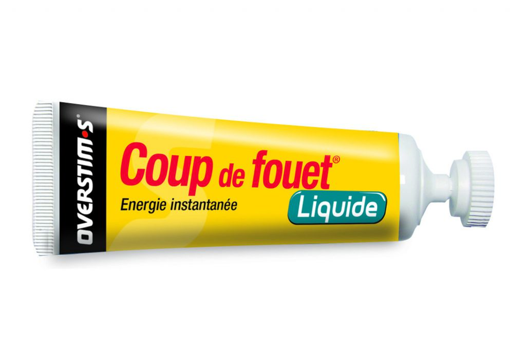 COUP DE FOUET OVERSTIMS Pomme Verte liquide