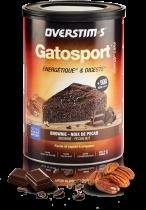 GATOSPORT OVERSTIMS Brownie - Chocolat - Noix de Pécan