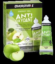 Gel Antioxydant OVERSTIMS Pomme verte Liquide