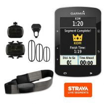 GPS GARMIN Edge 520 Bundle HRM (Cardio + Cadence)