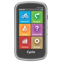 GPS MIO Cyclo 400 Europe