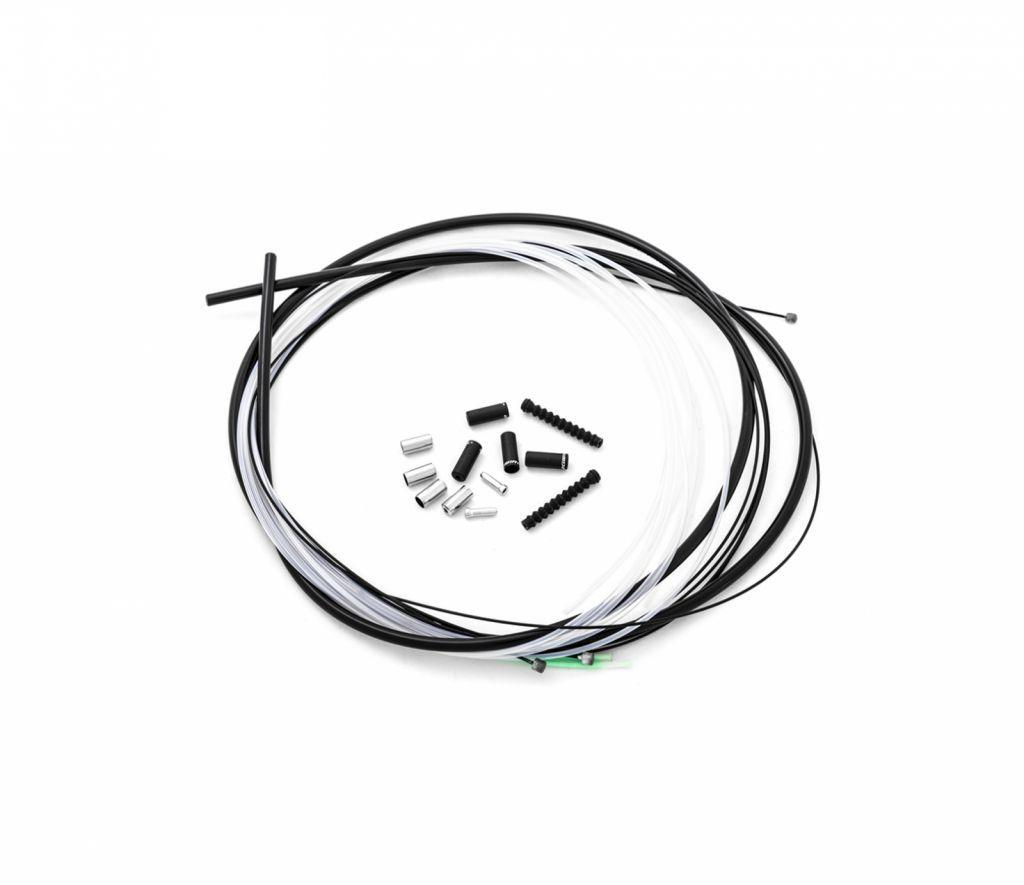 Kit cables+gaines Jagwire pour VTT Orbea OIZ et ALMA ou ORCA