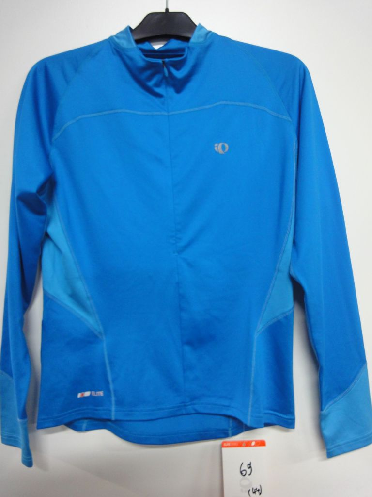 Maillot manches longues PEARL IZUMI THERMAL BLEU Taille M