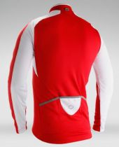 MAILLOT ORBEA MANCHES LONGUES ROUGE XL